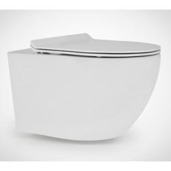 Miska wisząca WC z deską...