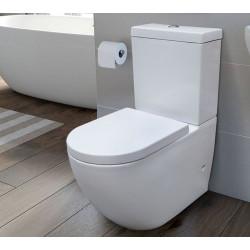 Kompakt WC Duro z deską...