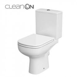 Kompakt WC Clean On z deską...
