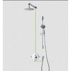 Zestaw prysznicowy...
