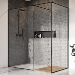 Kabina Walk-in 140x90x200...