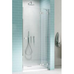 Drzwi prysznicowe 130 LEWE...