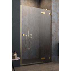 Drzwi prysznicowe 130 PRAWA...