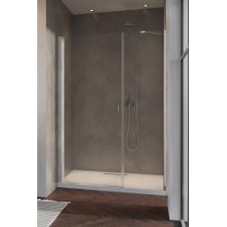 Drzwi prysznicowe 140 LEWE...