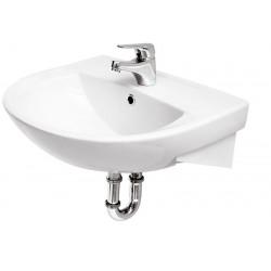 Umywalka bez otworu na...